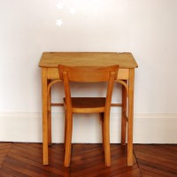 Desk and chair Baumann