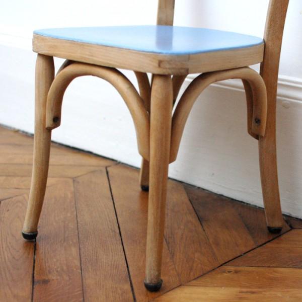 petite chaise en bois courb aliz chahut bahut. Black Bedroom Furniture Sets. Home Design Ideas