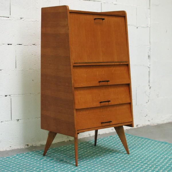 petit secr taire ann es 50 chahut bahut. Black Bedroom Furniture Sets. Home Design Ideas