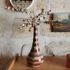 Grand vase ancien en céramique
