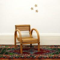 Petit fauteuil Baumann