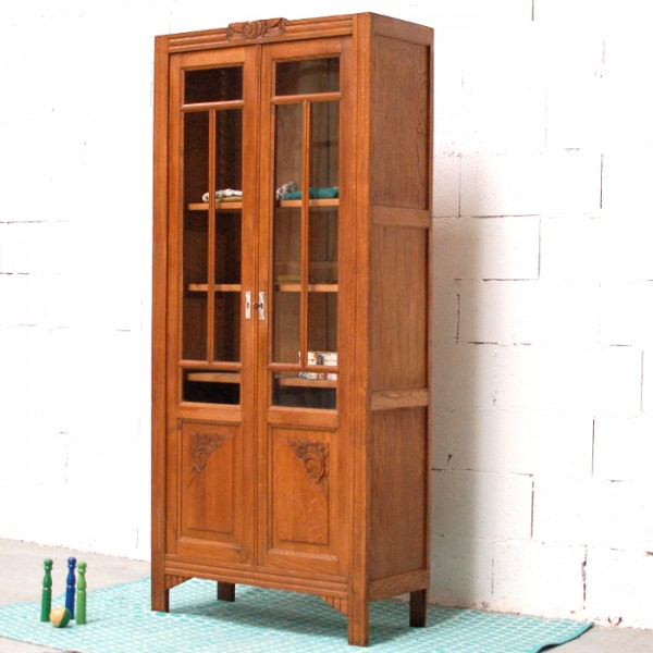 armoire parisienne vintage. Black Bedroom Furniture Sets. Home Design Ideas