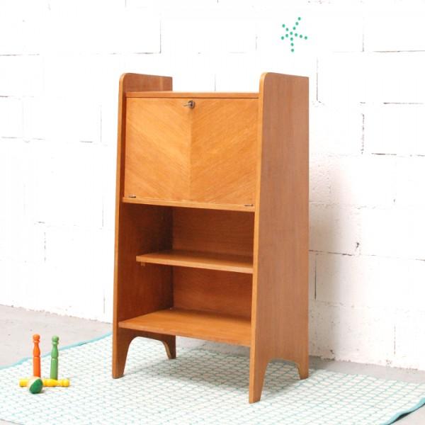 secr taire ann es 50 en ch ne chahut bahut. Black Bedroom Furniture Sets. Home Design Ideas