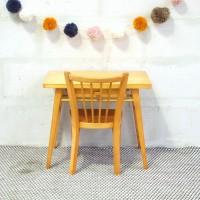 Ensemble bureau et chaise Baumann 1