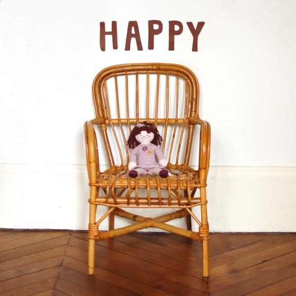 fauteuil en rotin enfant. Black Bedroom Furniture Sets. Home Design Ideas