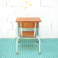 Bureau et chaise d'écolier Surf spray 1