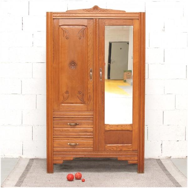 armoire parisienne. Black Bedroom Furniture Sets. Home Design Ideas