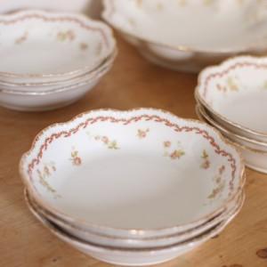 Service porcelaine Haviland de Limoges