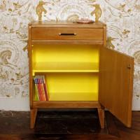 Petit meuble 50' jaune Buttercut