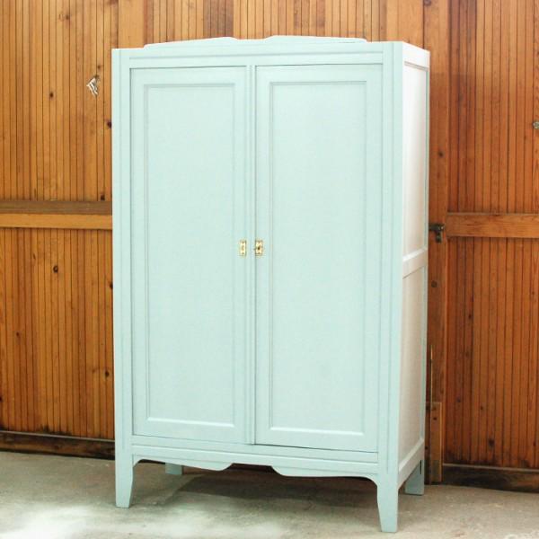 armoire ann es 50 r nover. Black Bedroom Furniture Sets. Home Design Ideas