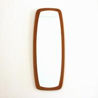 Miroir en bois 60's