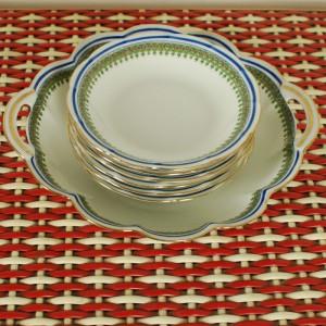 Service porcelaine Haviland de Limoges 1