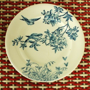 18 Assiettes plates Sanejouand Graves 1