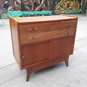 Commode années 60 1