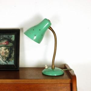 Petite lampe cocotte des années 60 1