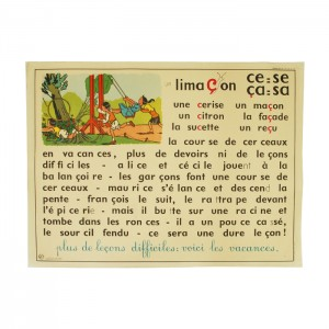 Affiche scolaire sons gn et if, af, ouf ...