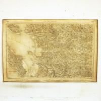 Carte Dépôt de la guerre La Rochelle
