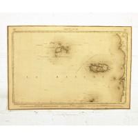 Carte Dépôt de la guerre Granville