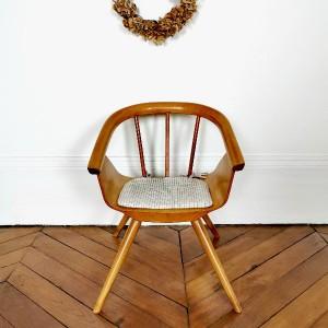 Petit fauteuil Baumann pour enfants
