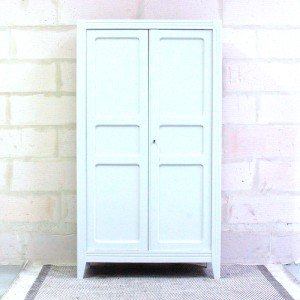Armoire parisienne French Grey mid