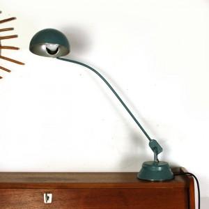 Lampe Jumo 605 bleue